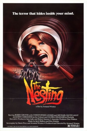 The Nesting - Movie Poster (thumbnail)