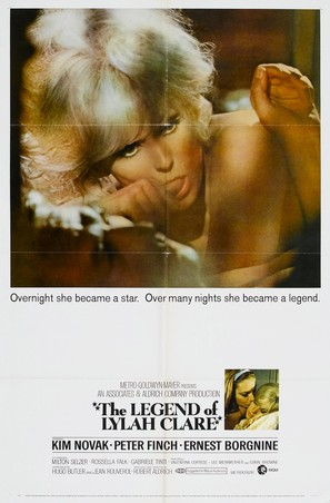 The Legend of Lylah Clare - Movie Poster (thumbnail)