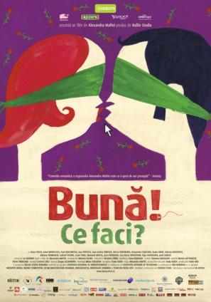 Buna! Ce faci? - Romanian Movie Poster (thumbnail)
