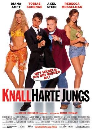 Knallharte Jungs - German Movie Poster (thumbnail)