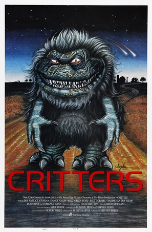 Critters - Movie Poster (thumbnail)