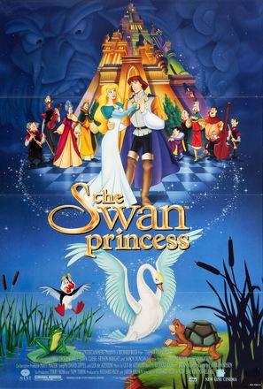 The Swan Princess - Movie Poster (thumbnail)