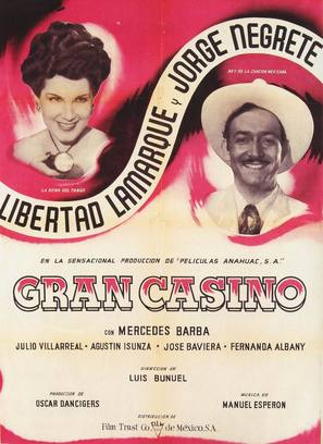 Gran Casino - Mexican Movie Poster (thumbnail)