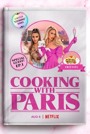"""""""Cooking with Paris"""""""