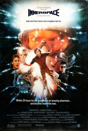 Innerspace - Movie Poster (thumbnail)