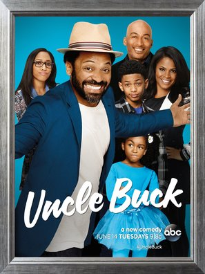 """""""Uncle Buck"""" - Movie Poster (thumbnail)"""