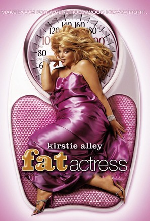 """Fat Actress"" - Movie Poster (thumbnail)"