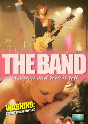 The Band - Movie Cover (thumbnail)
