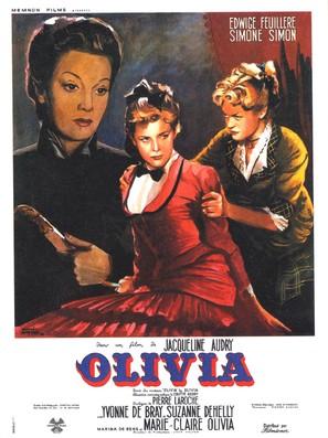 Olivia (1951) movie posters
