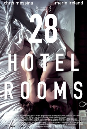 28 Hotel Rooms - Movie Poster (thumbnail)