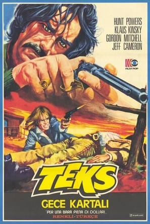 Per una bara piena di dollari - Turkish Movie Cover (thumbnail)