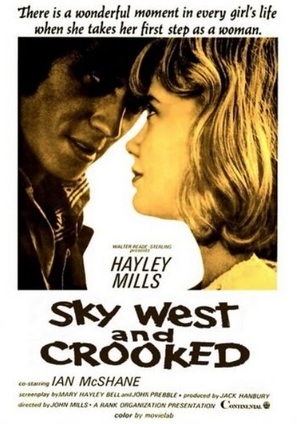 Sky West and Crooked (1965) movie posters