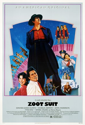 Zoot Suit - Movie Poster (thumbnail)