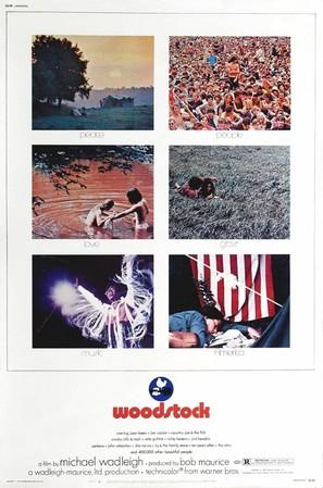 Woodstock - Movie Poster (thumbnail)