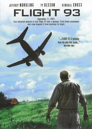 Flight 93 - DVD movie cover (thumbnail)