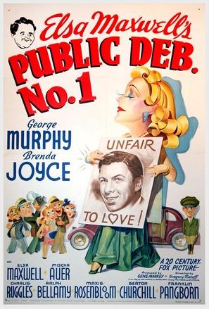 Public Deb No. 1 - Movie Poster (thumbnail)