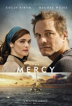 The Mercy - British Movie Poster (thumbnail)