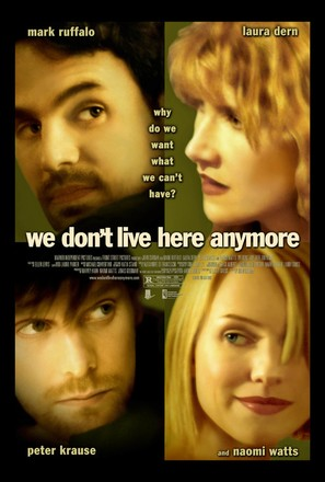 We Don't Live Here Anymore - Movie Poster (thumbnail)