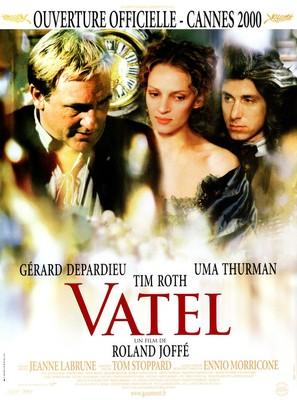 Vatel - French Movie Poster (thumbnail)