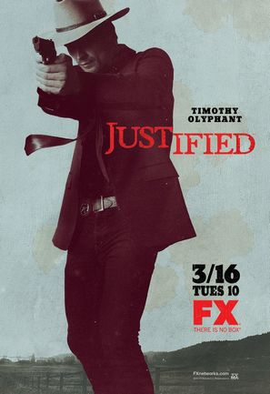 """Justified"" - Movie Poster (thumbnail)"