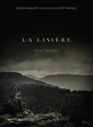 La lisière - French Movie Poster (thumbnail)