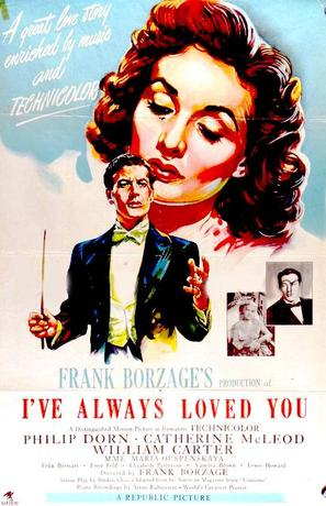 I've Always Loved You - Movie Poster (thumbnail)