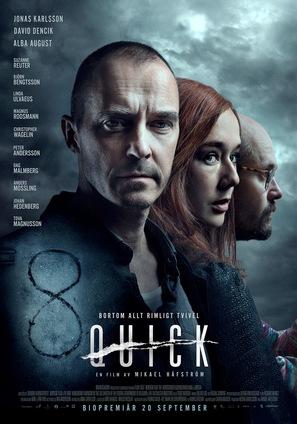 Quick - Swedish Movie Poster (thumbnail)