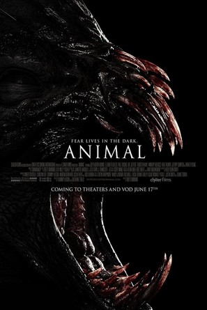 Animal - Movie Poster (thumbnail)
