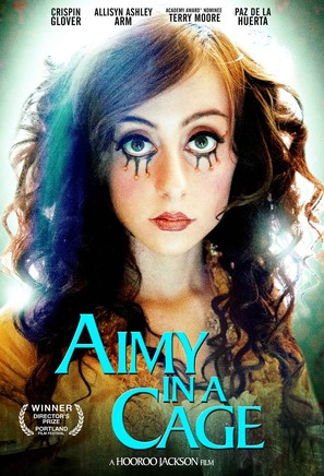 Aimy in a Cage - Movie Poster (thumbnail)