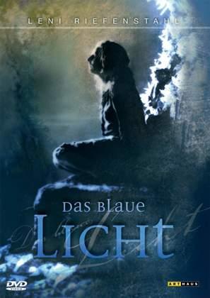 Das blaue Licht - German DVD movie cover (thumbnail)