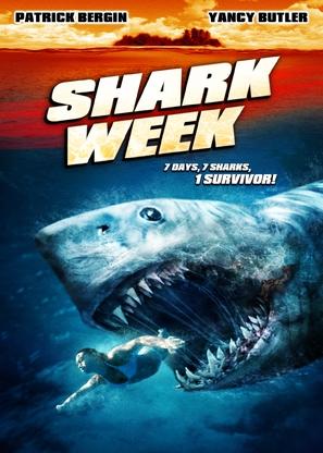 Shark Week - DVD cover (thumbnail)