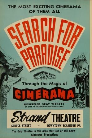 Search for Paradise - Movie Poster (thumbnail)