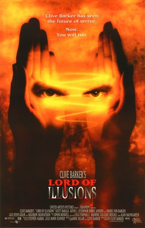 Lord of Illusions - Movie Poster (thumbnail)