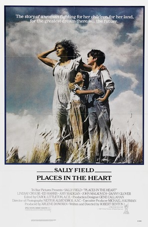 Places in the Heart - Movie Poster (thumbnail)