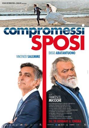 Compromessi sposi - Italian Movie Poster (thumbnail)
