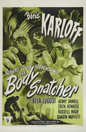 The Body Snatcher - Movie Poster (thumbnail)