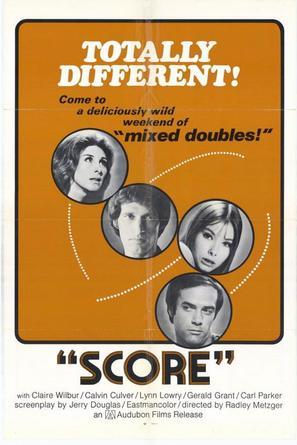 Score - Movie Poster (thumbnail)