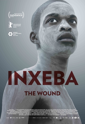 Inxeba - South African Movie Poster (thumbnail)