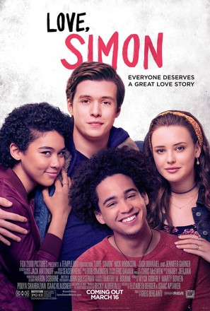 Love, Simon - Movie Poster (thumbnail)