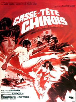 Casse-tête chinois pour le judoka - French Movie Poster (thumbnail)