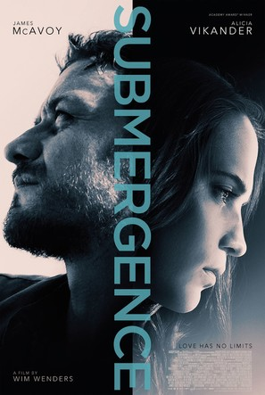 Submergence - Movie Poster (thumbnail)