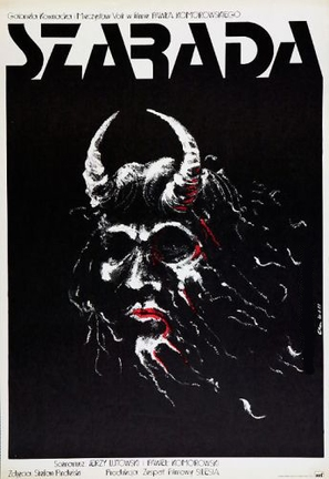 Szarada - Polish Movie Poster (thumbnail)