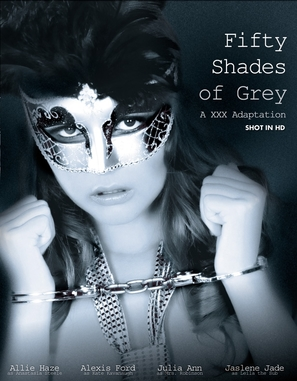 Fifty Shades of Grey: A XXX Adaptation - Movie Poster (thumbnail)