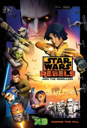 """Star Wars Rebels"""