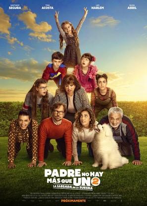Padre no hay más que uno 2 - Spanish Movie Poster (thumbnail)