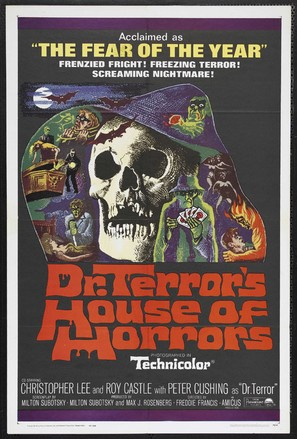 Dr. Terror's House of Horrors - Movie Poster (thumbnail)