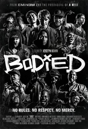 Bodied - Movie Poster (thumbnail)