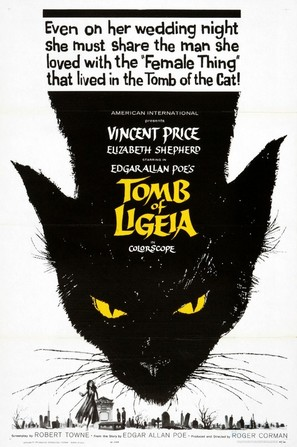 The Tomb of Ligeia - Movie Poster (thumbnail)