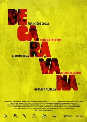 De caravana - Argentinian Movie Poster (thumbnail)