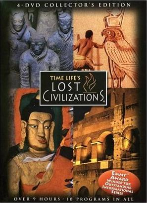 """Lost Civilizations"" - DVD cover (thumbnail)"